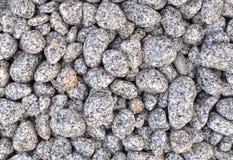 Cailloux et petites pierres pour la décoration de jardin Photo libre de droits
