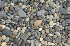 Cailloux sur la plage photo libre de droits