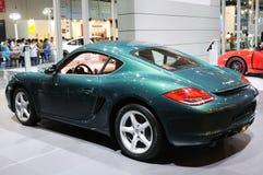 Caimán de Porsche Fotos de archivo
