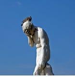Cain στο πένθος Στοκ φωτογραφίες με δικαίωμα ελεύθερης χρήσης