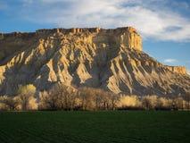 Caineville, Utah Royalty-vrije Stock Foto