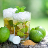 Caipirinha Stock Photo