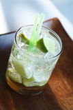 Caipirinha Royalty Free Stock Images