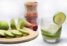Caipirinha Royalty Free Stock Photography