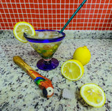Caipirinha brésilien étonnant Photo stock