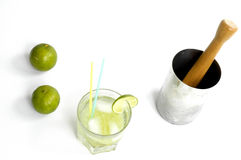 Caipirinha Drink Stock Photos