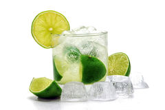 Caipirinha drink Arkivfoto