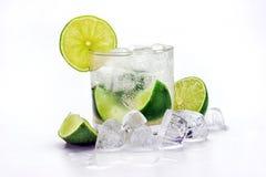 Caipirinha drink Arkivfoton