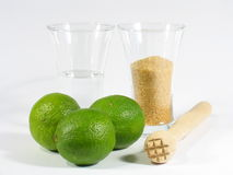 Caipirinha Set II Stock Photography
