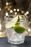 Caipiroska cocktail Stock Photography