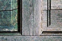 cairate brun Varèse Italie de porte de heurtoir et en bois images libres de droits