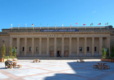 Caird Hall. Royalty Free Stock Photography