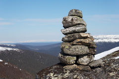 Cairn Royalty Free Stock Photos