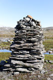 Cairn. Royalty Free Stock Images