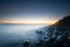 Cairn Astralia di alba Fotografia Stock Libera da Diritti