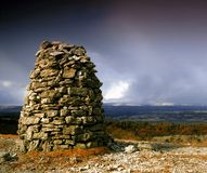 Cairn fell Stock Images