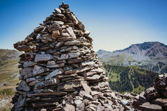 Cairn Royalty Free Stock Images