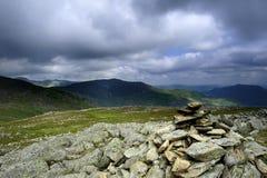 Free Cairn On Dove Crag Stock Photo - 41815570
