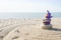 Cairn Scape Royalty Free Stock Images