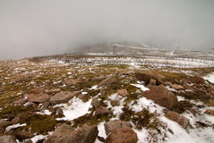 Cairngorm Mountain Stock Photo