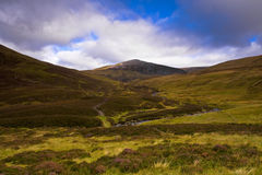 Cairngorm Mountain Royalty Free Stock Photography
