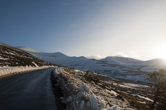 Cairngorm Mountain Royalty Free Stock Photo
