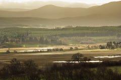 Cairngorm Mountains stock photos
