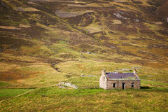 Cairngorms cottage Stock Images