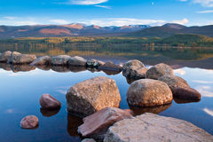 Cairngorms, Ecosse Photo stock