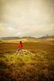 Cairngorms en Escocia Foto de archivo