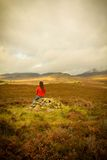 Cairngorms i Skottland Arkivfoto