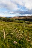 Cairngorms-Landschap stock foto's