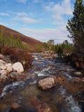 Cairngorms mountains, Gleann Laoigh Bheag, Luibeg  Royalty Free Stock Photography