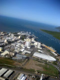 Cairns From The Air. Shot of Cairns from a plane Stock Photography