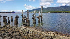 Cairns pier 27 Stock Photography