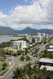 Cairns view Stock Photography