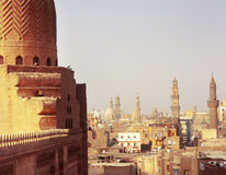 Cairo. View from a tower Stock Photo
