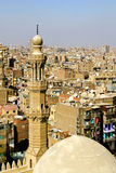 Cairo aerial Stock Images