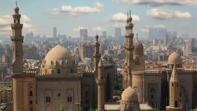 cairo Chmury Egipt Timelapse zdjęcie wideo
