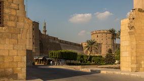 Cairo Citadel Royalty Free Stock Images