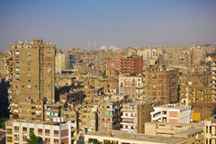 Cairo cityscape Royalty Free Stock Photography