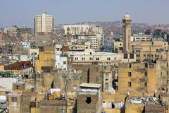Cairo cityscape Stock Photography