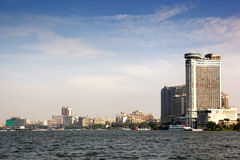 Cairo cityscape Royalty Free Stock Image