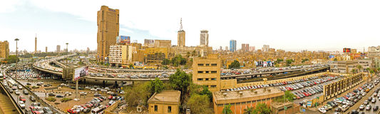 Cairo Cityscape Royalty Free Stock Image