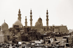 Cairo cityscape Stock Image