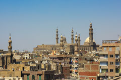 Cairo cityscape Royalty Free Stock Images