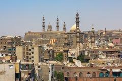 Cairo cityscape Stock Photography