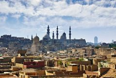 Cairo, Egypt. City view Royalty Free Stock Image