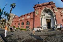 cairo egyptiermuseum Royaltyfri Fotografi