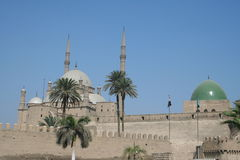 cairo meczetu obrazy stock
